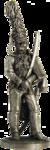 Офицер 2-го Лейб-гусарского полка.Пруссия