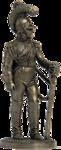 Офицер полка ,,Гард дю Кор,, .Саксония