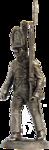 Гренадер 45-пехотного полка.Пруссия