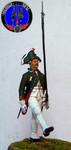 Унтер-офицер Лейб-Гвардии 1797-1801 гг