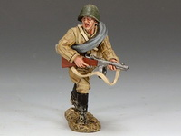Советская армия Солдат (Red Army Soldier Charging)