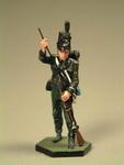 Рядовой ,заряжающий ружьё. 95 полк