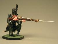 Рядовой стреляющий с колена 95 полк