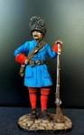 Баварский гренадер.Война за испанское наследство 1704-1712 гг