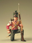 Сержант на колене