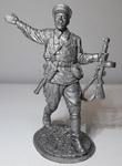 Старший сержант пехоты РККА. 1941-43 гг. СССР