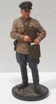 Политрук в походной форме, пограничные войска НКВД (1940-1942гг)