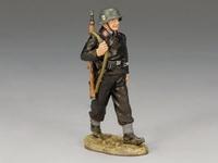 Войска СС Panzer Crewman Marching
