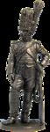 Гренадер полка Конных гренадеров Франция 1807-14 гг