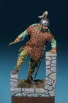 Византийский легковооруженный воин 10-11 вв