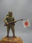 Японский пехотинец 1938-45 гг