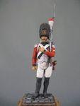 Швейцарский гренадер 1808-13 гг