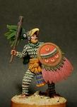 Ацтекский воин-орел 14-16 вв