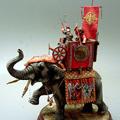 Композиция со слоном Рим