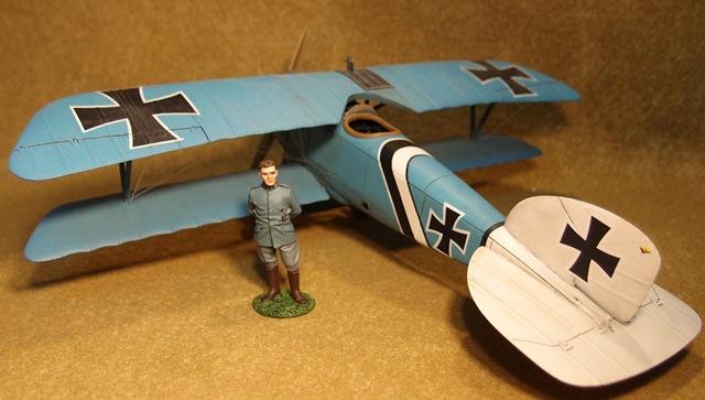 Летчики и I мировая война