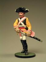 Пруссия. Армия Фридриха Великого.