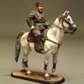 Александр III на коне