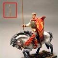 Русский Витязь Пересвет на коне с пикой