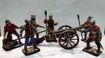 Набор средневековой артиллерии