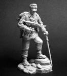 Офицер немецких горных стрелков 1942-45 гг