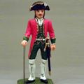Офицер морской артиллерии 1732 г.