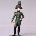 Офицер морского полка 1807 г.