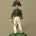 Штаб-Офицер гвардейского экипажа 1812г. В парадной летней форме