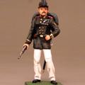 Ефрейтор гвардейского экипажа 1855-1881 г. В форменной одежде.