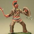 Индеец племени Омаха