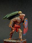 Ацтекский воин-ягуар 14-16 вв
