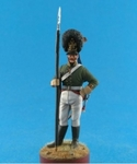 Унтер-офицер полков Гвардейской пехоты Россия 1802-05 гг