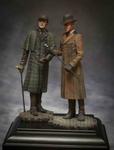 Шерлок Холмс и доктор Ватсон 1890 года