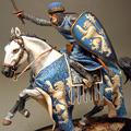 Конный рыцарь. XIII в.