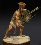Филистимлянский тяжеловооруженный воин Х111-Х11 в до н.э.
