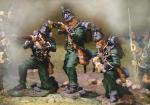 95th Rifles Firing Set ( 3 figs )