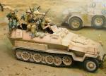 Sdkfz 251/C Afrika Korp
