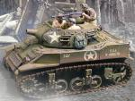 M8 Stuart Howitzer Normandy (Tank)