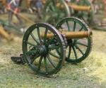 French Guard Cannon