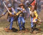 5th Texas Command (3 figs)