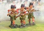 92nd Highlanders Charging