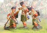 92nd Highlanders Firing