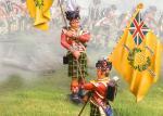 92nd Highlanders Regt. Colors
