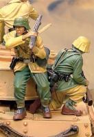 PzKfw IV Afrika Korps Riders