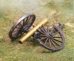 Napoleon 12pndr Cannon Destroyed CS