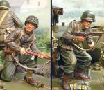 Sherman Riders Normandy