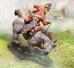 Scots Grey Wounded