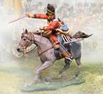 Scots Grey Lunging