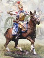 French Carabinier In Pursuit
