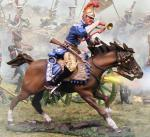 French Carabinier Bugler