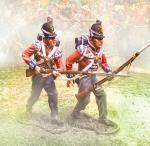 Foot Guards Advancing